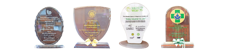 Eiwlee Industrial Co., Ltd.'s Awards - Certifications