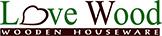 Love Wood - Wooden Houseware
